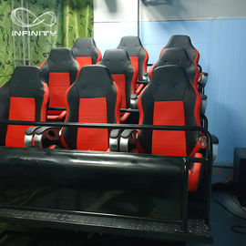 Interactive Full Motion Cinema Seat / 7D 8D Game Machine Kino domowe