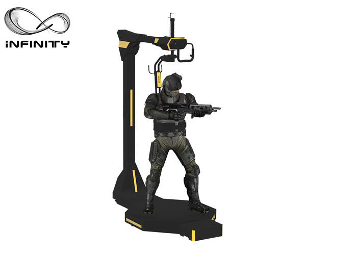 VR Treadmill 9D VR Standing Simulator Interaktywne gry Virtual Reality